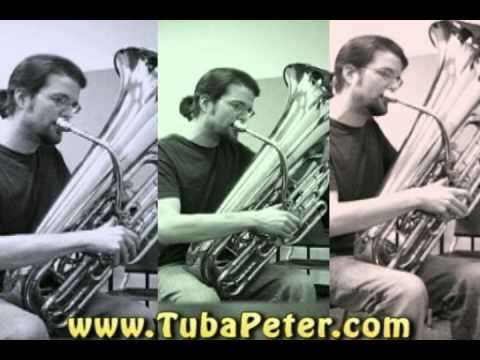 Palestrina Adoramus Te Tuba  Euph Trio + sheet music