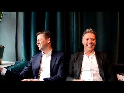 Intervju med Fredrik Wikingsson och Mikael Persbrandt
