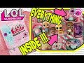 LOL Surprise Bigger Surprise FULL REVEAL New LOL Dolls With Wigs! LOL Surprise Series 4 Under Wraps