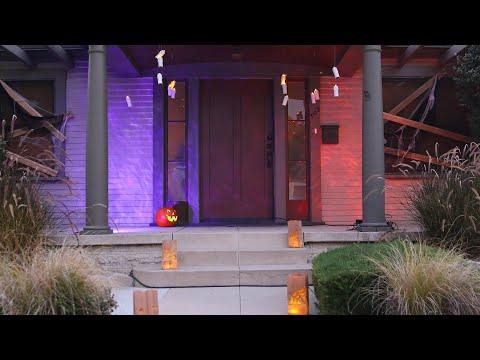 Corey Calhoun - Spruce Up Your House For Halloween With These DIYs