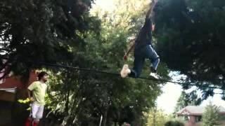 Club Deportivo Slackline Temuco -Sesiones town.wmv