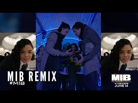 Cover Lagu MEN IN BLACK: INTERNATIONAL - Mike Relm Remix stafamp3