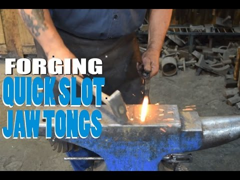 Quick Slot Jaw Tongs Instructional Video
