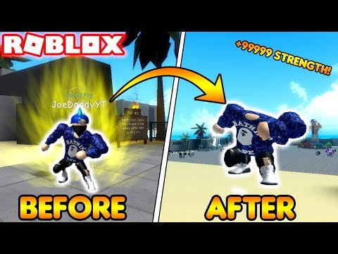 how-to-instantly-get-max-strength!-(roblox-weight-lifting-simulator-3)