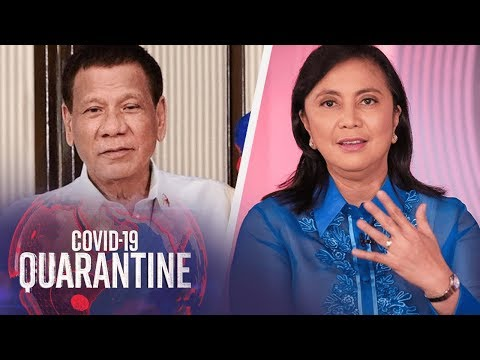 Robredo Welcomes Duterte's Support On COVID-19 Relief Ops | ANC