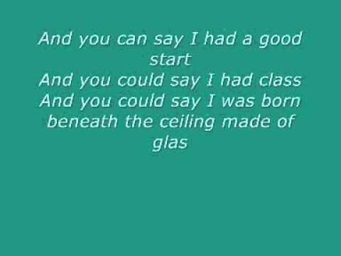 Frank Turner - Peggy Sang The Blues (Lyrics)