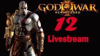 ទីបញ្ចប់របស់ទេវតាសង្រ្គាមវគ្គ3(Part 1) - SUNDAY Livestream- GOD OF WAR 3 Remastered ENDING