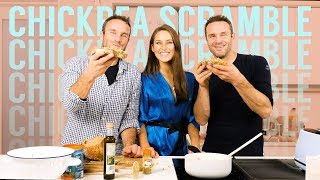 Chickpea Scramble with Roz Purcell