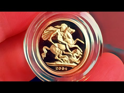 Whats the right price for a proof sovereign?
