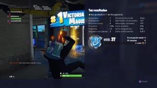 Fortnite_practicamos el tiro al plato para ganar la partida XD