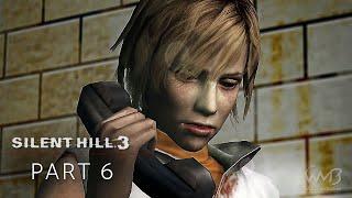Silent Hill 3 - Walkthrough Part 6 - Brookhaven Hospital (Hard)