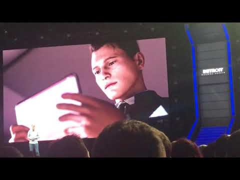 Detroit: Become Human Crowd Playthrough Reaction! #PlayStationExperience2017