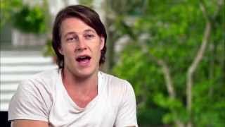 """The Best of Me: Luke Bracey """"Young Dawson"""" Behind the Scenes Movie Interview"""