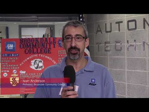 NJ Autotech Competition at Brookdale Community College