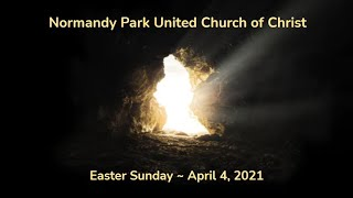 NPUCC Worship for Easter Sunday, April 4th, 2021