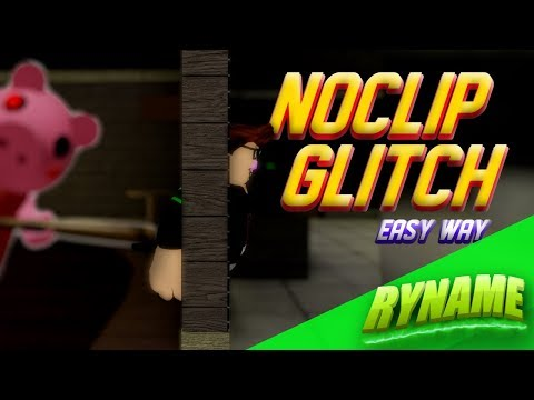 (OP) FREE WIN NO-CLIP GLITCH IN PIGGY! FIXED! [ROBLOX Piggy Chapter 9 Update]