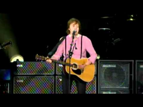 Paul McCartney - Hope of Deliverance (2012 05 10 - Zócalo DF México) (15/38)