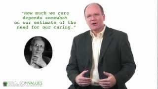 Robert Greenleaf on Caring