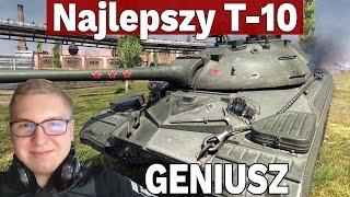 Najlepszy T-10 na serwerze - Wasze Epickie Bitwy - World of Tanks