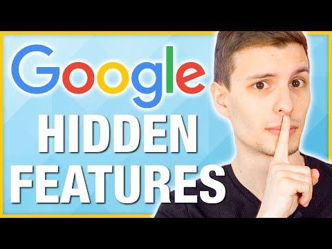 Top 10 Hidden Google Features (You've Never Heard Of)