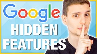 Top 10 Hidden Google Features (You