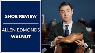 Allen Edmonds Walnut Review: Which Color Should I Choose? | Kirby Allison