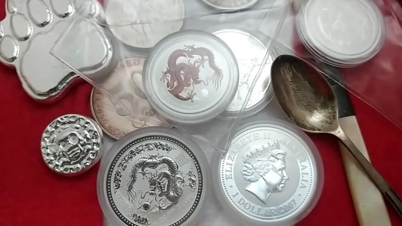 Silver Hunt Sunday. I had a great week silver stackers & I ...