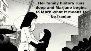 Persepolis Book Trailer