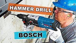 перфоратор бош  drill Bosch GBH 2 26 DRE professional  ProScience
