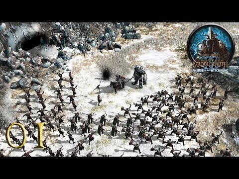 [1] Fall Of Rhudaur - Battle For Middle Earth 2 Rise Of The Witch King