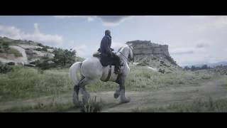 Red Dead redemption 2 - Stealing a NEW HORSE!!! Video