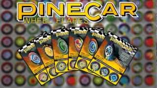 Customize Your Wheels And Tires - Pinewood Racing Car | Pinecar Derby