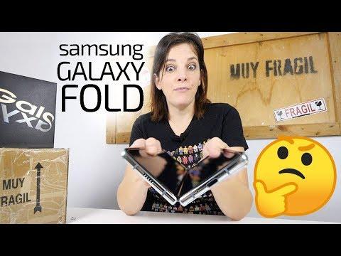 Samsung Galaxy FOLD - ms PROBLEMAS que SOLUCIONES-