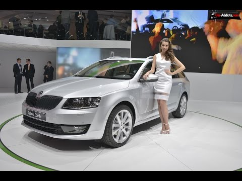 New Cars ,, Promoted Skoda Octavia ,,,, Auto Show