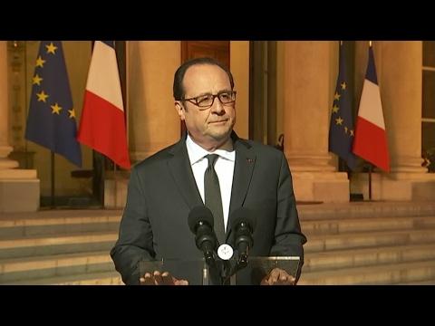 Fusillade sur les Champs-Élysées : François Hollande donne les détails de l'attaque