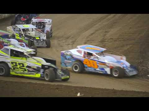 First Heat -Crate Sportsman  9/1/2018, Pit View, Woodhull Raceway