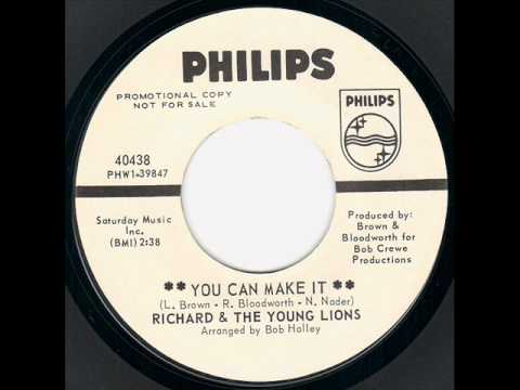 Richard & the Young Lions - you can make it