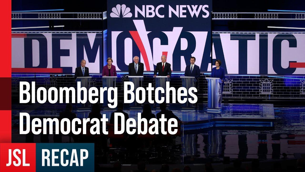 Bloomberg Botches His Big Chance at Debate - ACLJ