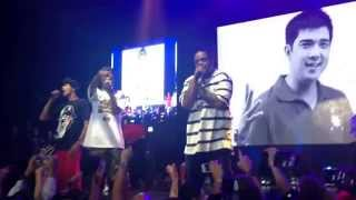 CROSSROADS Bone Thugs n Harmony Live in Manila 2014