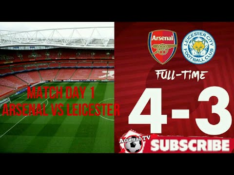 Arsenal 4vs 3 Leicester post match 1 | work hard for it