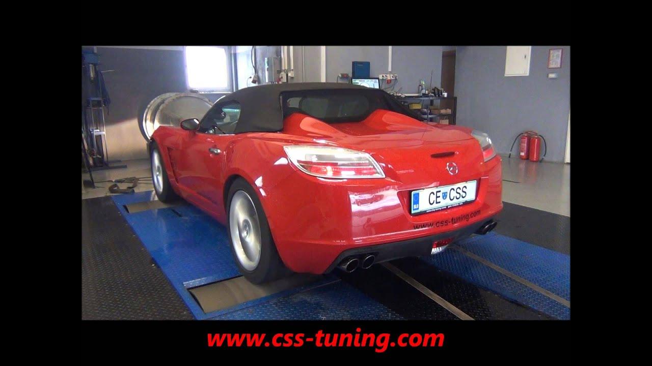 Opel gt performance