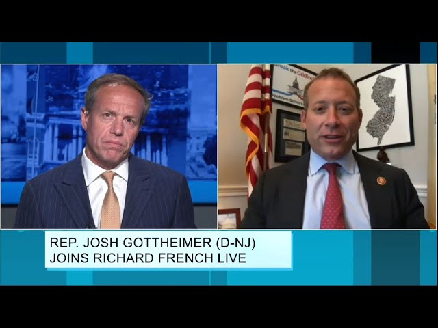 Rep. Josh Gottheimer (D-NJ) on Status of COVID Relief Bills