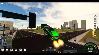 Roblox Vehicle Simulator Revieing the Duesex Defloorian AKA the DMC Delorean