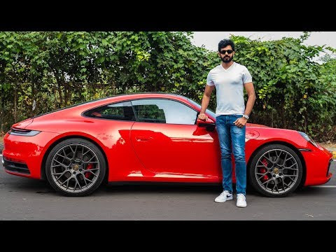 Porsche 911 Carrera S 992 - Intoxicating! | Faisal Khan