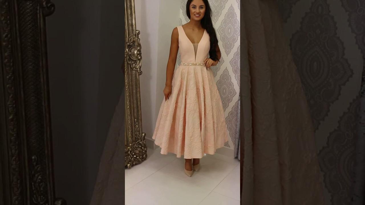 Rosieu0027s Closet Pink Skater Dress