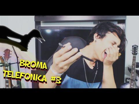 BROMA TELEFÓNICA #3//MAMÁ, PAPÁ SOY GAY//SIENDOKAM