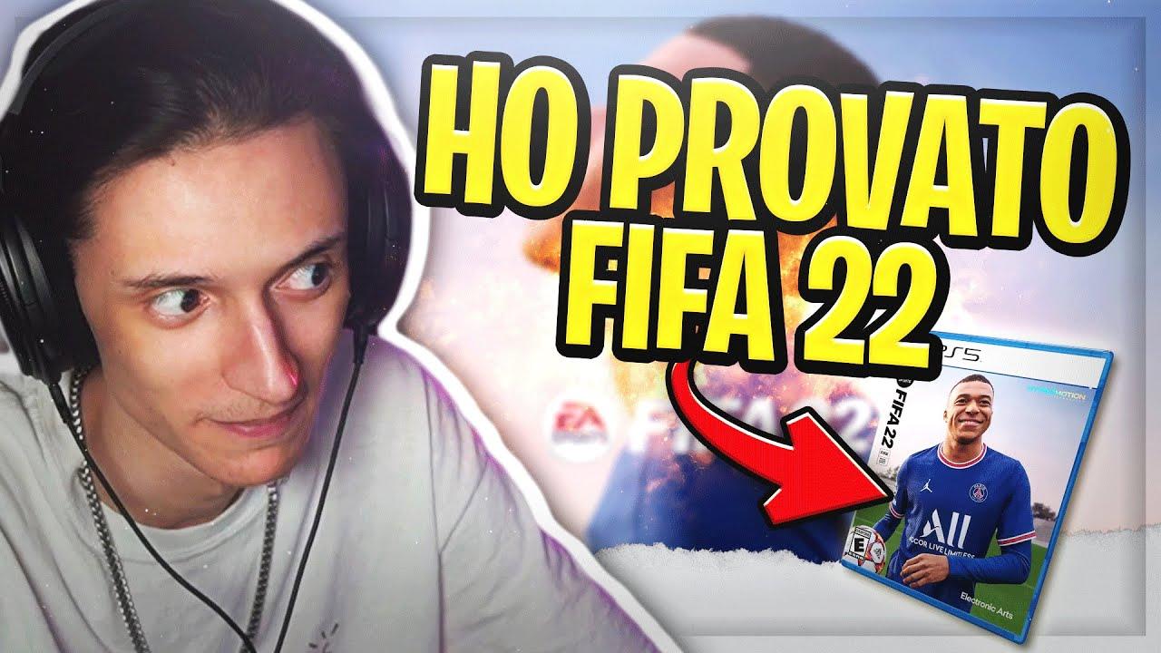 HO PROVATO FIFA 22!