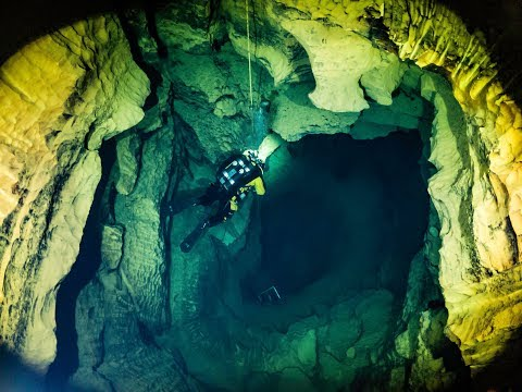 Cave Diving - France, Lot - Marchepied, Truffe, Ressel, and more