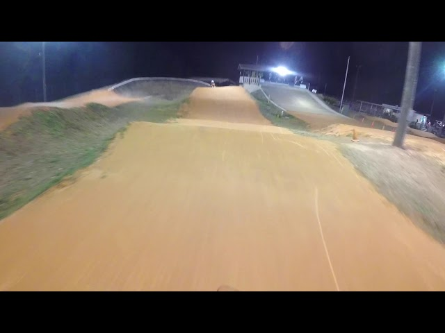My first week back on the BMX