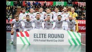 Италия 5:3 Беларусь. Элитный раунд. Квалификация ЧМ-2020.